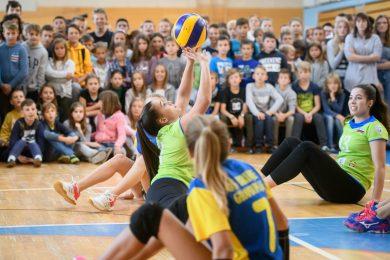 Namen misije SAMOZAVEST je vzpostavitev dolgoročnega sistema za vključevanje mladih invalidov v šport.