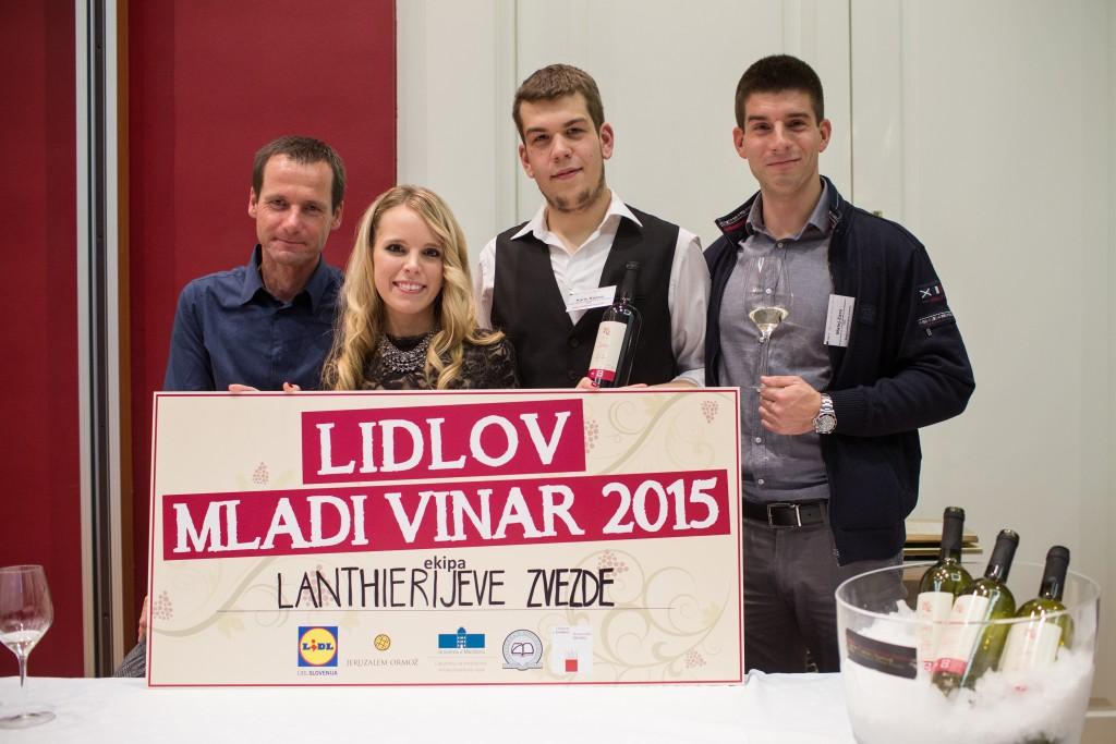 Lidlov mladi vinar 2015.